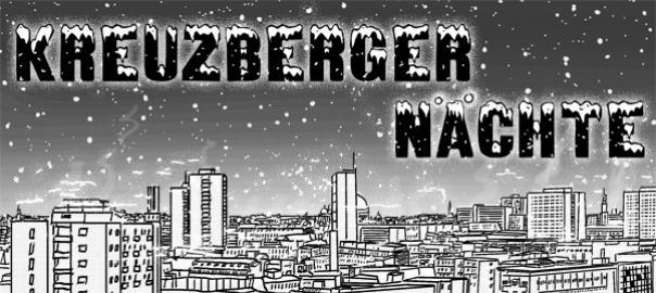Ihr persoenliches Comic Kreuzberger Naechte Individuell Graphic Novel Geschenk