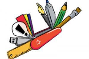 Logo Illustratortool Multitool Signet Zeichen Emblem Firmenlogo Piktogramm