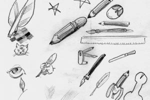skizze-entwurf-illustrator-werkzeuge